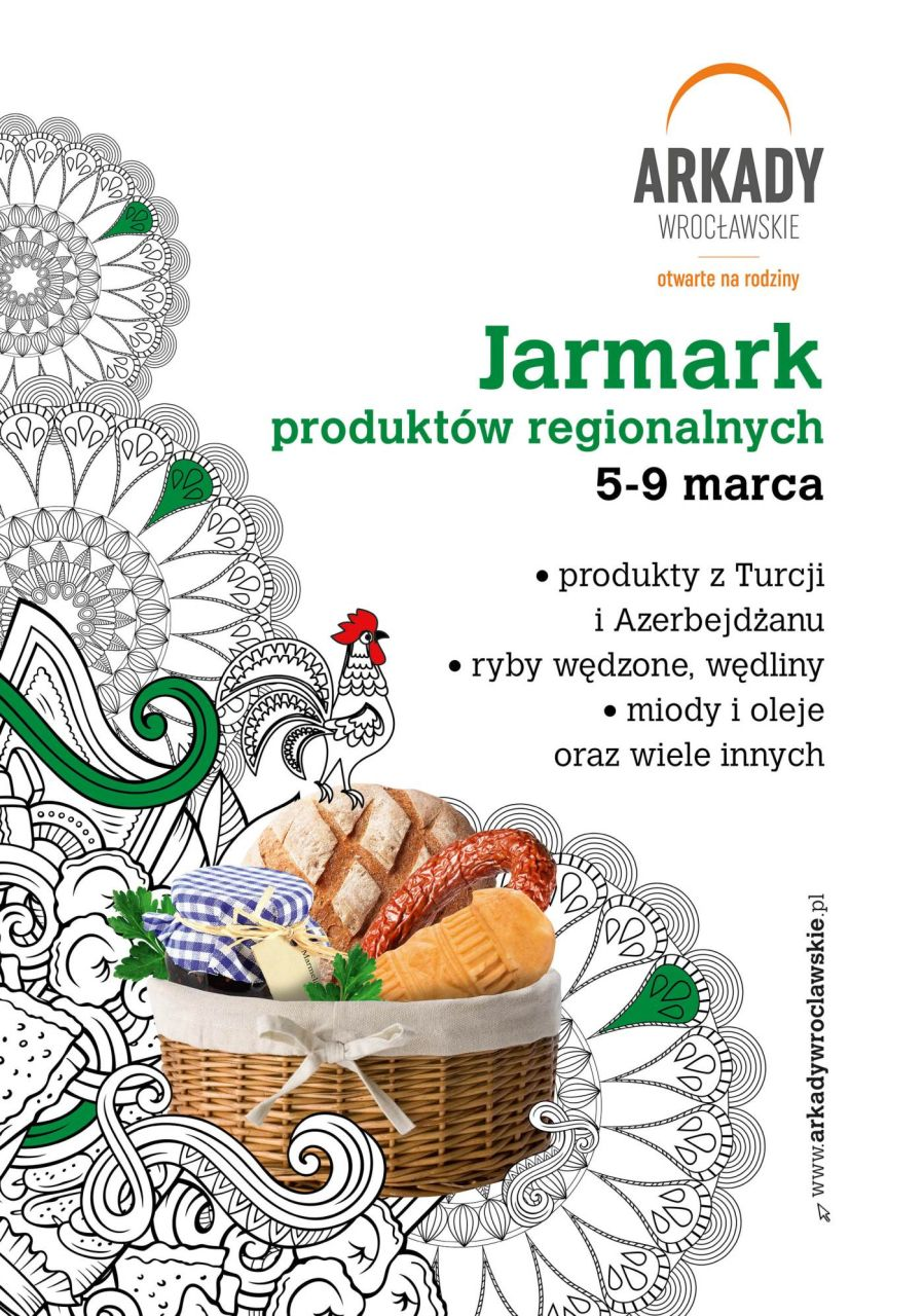 Marcowe atrakcje w Arkadach Wrocławskich