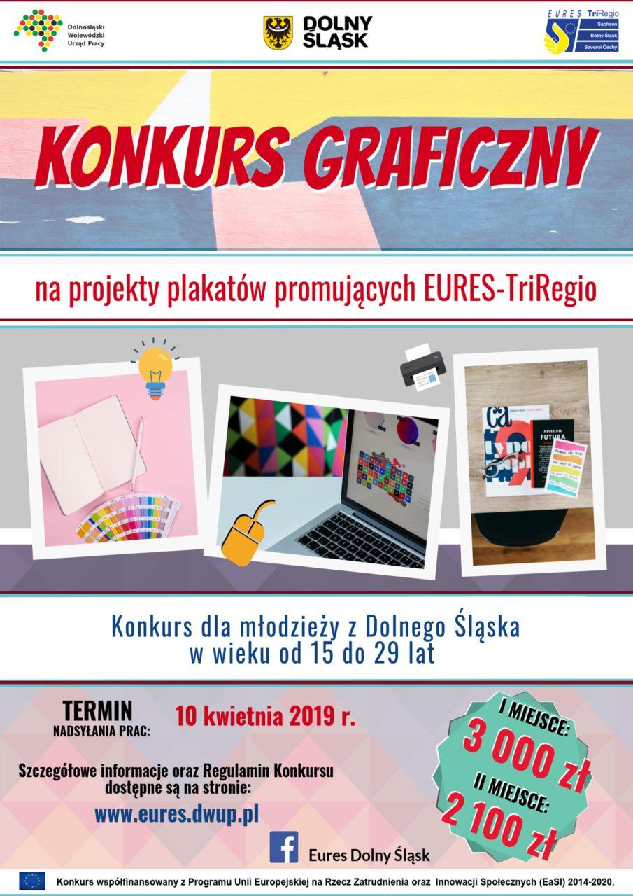 Konkurs dla młodych grafików z atrakcyjnymi nagrodami
