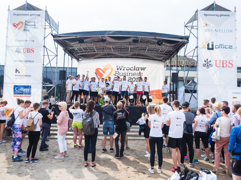 Poszukiwani beneficjenci charytatywnego biegu Wrocław Business Run 2019