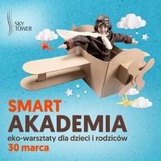 """Smart Akademia"""", czyli o środowisku w Sky Tower"""