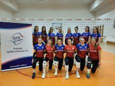 Zespół KS Pałac Bydgoszcz juniorki - zajmują obecnie I miejsce w Polski Cukier Lidze w rozgrywkach o mistrzostwo województwa